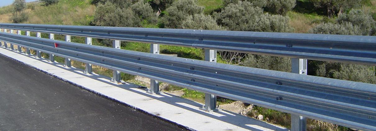 barriere stradali Salerno Avellino